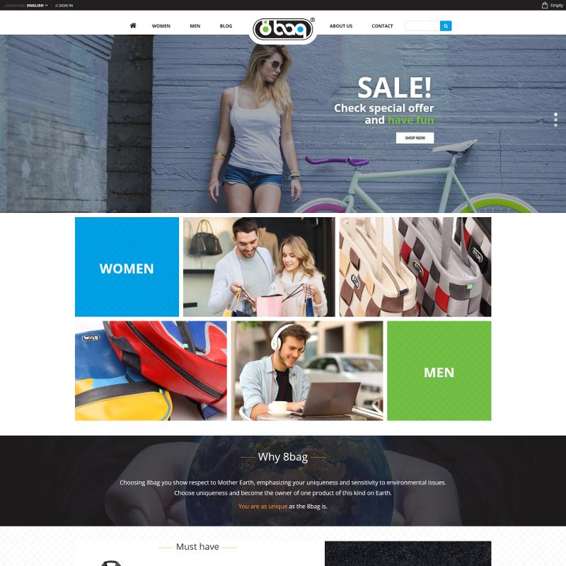 Profesjonalny sklep internetowy
