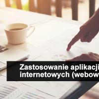 Zastosowanie aplikacji internetowych (webowych)