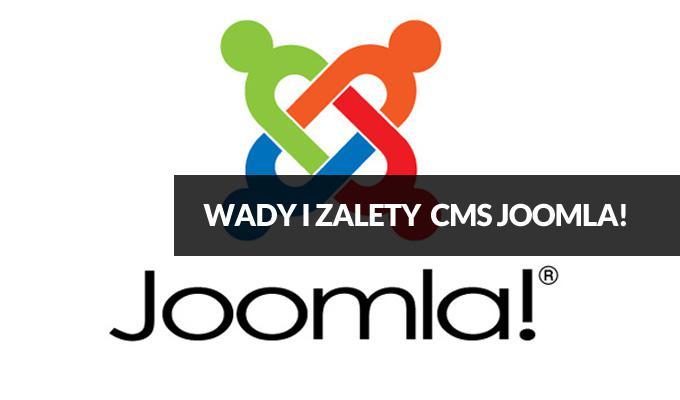 Wady i zalety systemu CMS Joomla